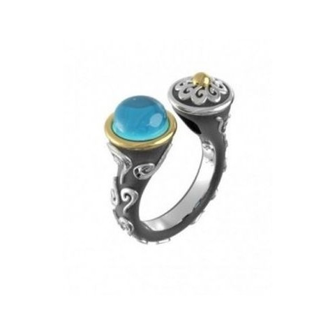 Anillo Sea Foam Bohemme