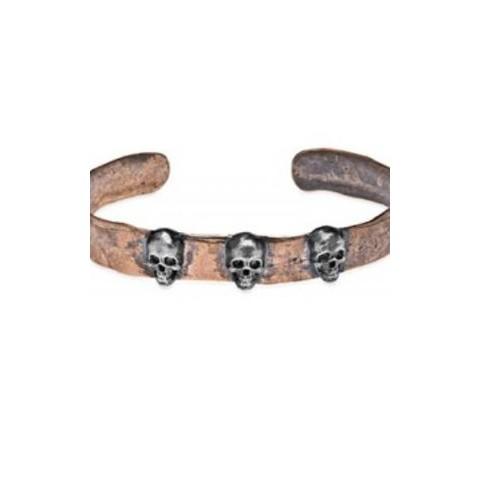 Colección Skull Plata de Palo